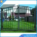diseño de puerta de acero o aluminio