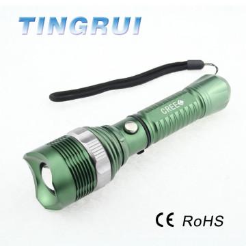 La más potente de emergencia llevó linterna recargable linterna
