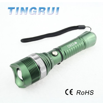 La lampe de poche la plus puissante d'urgence à la torche rechargeable