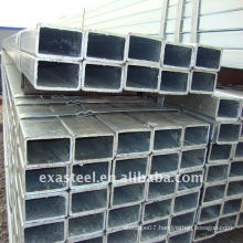 BS1387 ASTM A53 API Galvanized Square Pipe (H.D.G Tube)