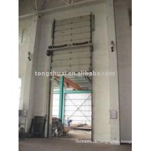 Vertikale heben Industrietor