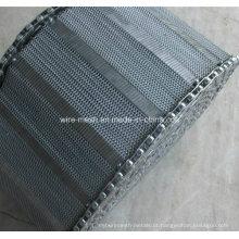 Engrenagem de transporte de aço inoxidável para lavagem, secagem, processamento de alta temperatura