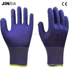 PPE Поставщики Рабочие перчатки с латексным покрытием (LH304)