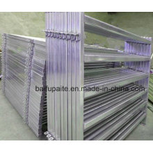 Hot Dipped Galvanised Fence Panels China Factory Directly Supplied