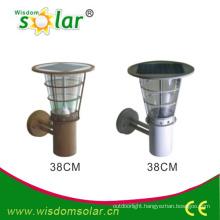 New hot CE outdoor solar wall light solar lamp (JR-2602-B)