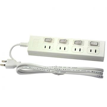 JP 4-Outlets Power Unit Sockets للأثاث