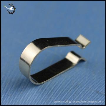 Custom flat paper clip