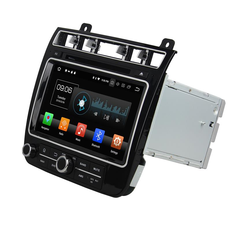 TOUAREG android 8 Car stereo with navigation (1)