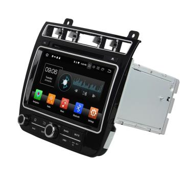TOUAREG android 8 car dvd player con GPS