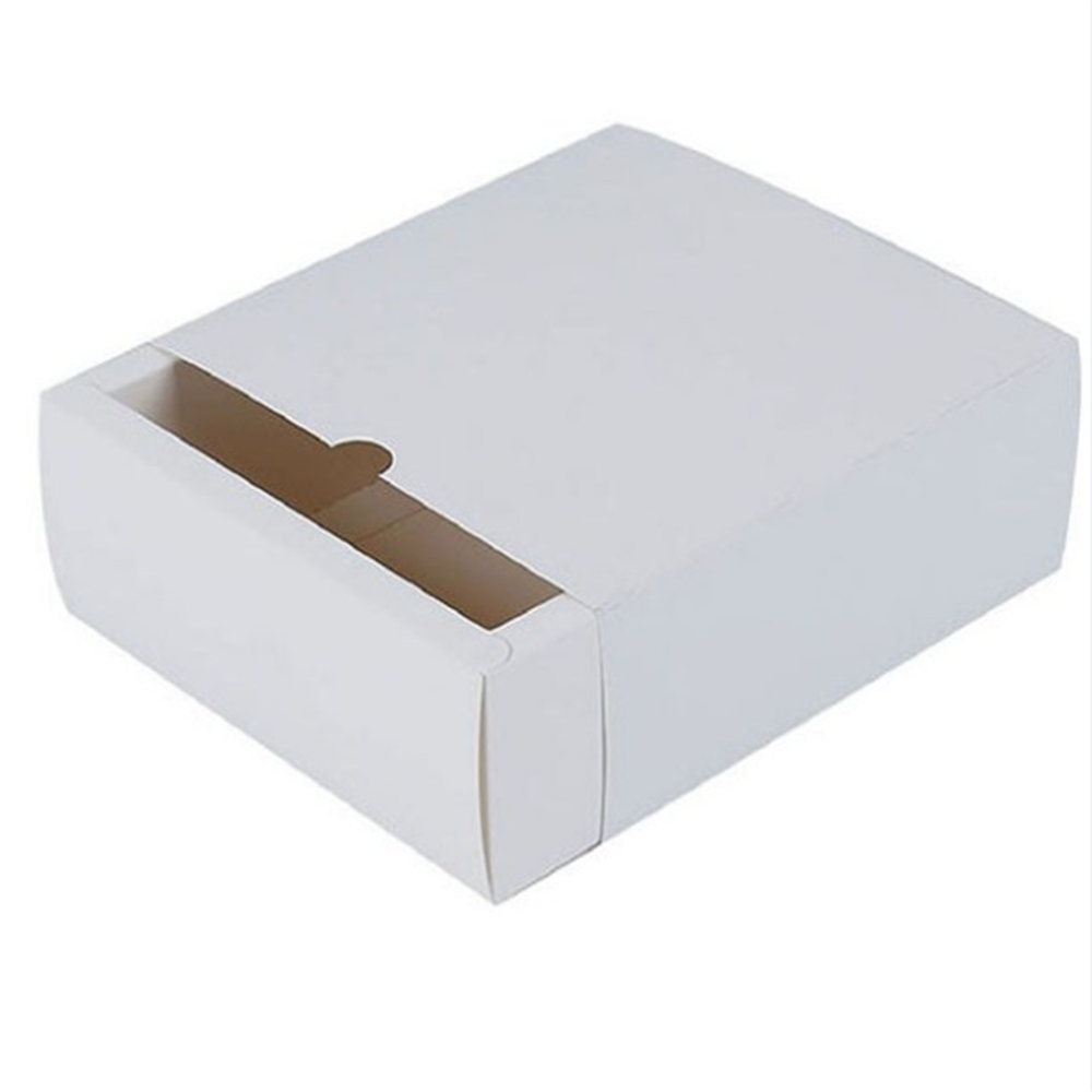 White Kraft Paper Packing