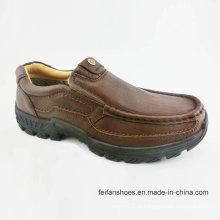 Homens Sapatos de lazer Causal sapatos de couro (FF715-8)