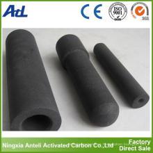 Certificado ISO Caña de carbón activado por carbón
