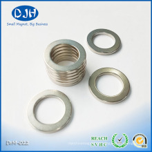 Aussen 23.5 * Innen 15.3 * T 2 mm Lautsprecher Neodym Magnet Starke Kraft