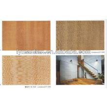 chapa de madera de encaje de ingeniería china