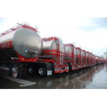 Aluminium Fuel Tank Semi-Trailer for PDVSA
