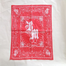 Promotion products wholesale bandana turban headband high quality handkerchiefs