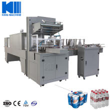 Full Automatic PE Film Shrink Wrapping Machine for Water Plant