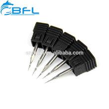 BFL- BFL molino de extremo de bola de la forma cónica del carburo de tungsteno profesional, molino de extremo de carburo sólido hecho en China