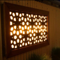 Laser Cut Outdoor Wall Art
