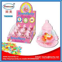 China Lieferant Baby Spielzeug Kunststoff Schmuck Flasche Süßwaren Spielzeug