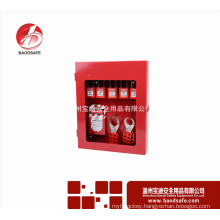 Wenzhou BAODI Combination Lockout Tagout Station Center Lock Filling Cabinet of 10 Locks
