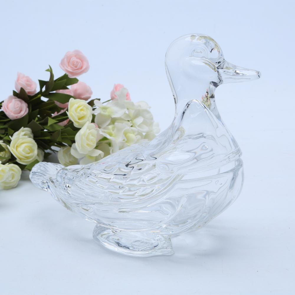 Br 1813 Crystal Animal Shaped Unique Candy Jars