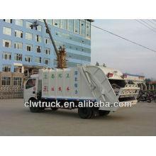 DongFeng DLK 6000-6500L camión compactador de basura