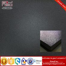 Interior de produtos de venda quente e exterior preto rústico porcelanato vitrificado telhas