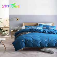Juego de cama de lujo 100% algodón Dobby 500TC Dubai Juego de cama Dubai