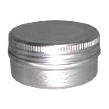 Frasco de alumínio do produto comestível 80ml