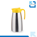 Colorful 304 Stainless Steel Cold Water Kettle & Tea Pot with Plastic Lid