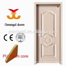 PU core thermal insulated interior doors