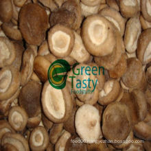 Hot Sell IQF Frozen Shiitake Mushrooms Whole in High Quality