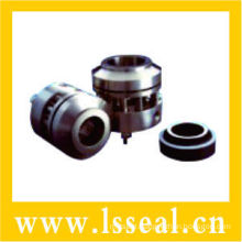 Durable single mechanical seal(HF202) with Muti-springs for general corrosive chemical solution etc.