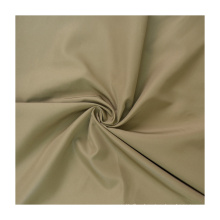 In stock 300T pongee 100% polyester down proof microfiber fabric for jacket coat garment