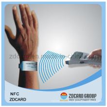 Mobile Nfc Label for Smart Phone Payment Card