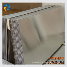 Feuille ou plaque en aluminium alliage 80000 en alliage d'aluminium 8011