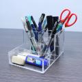 Многофункциональные акриловые аксессуары для офисных столов-органайзеры