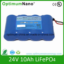 Rechagueable 12V 5ah Lithium Ion Batterie pour Mini LED Light