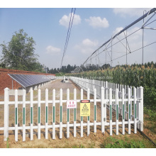 irrigation par pivot central solaire