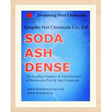 99.2% Heavy Soda Ash Dense CAS No 7542-12-3 (Disodium Carbonate)