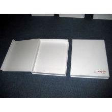 Caja de embalaje rígida de gran tamaño del vestido de boda