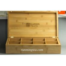 Cajas múltiples personalizadas de bambú