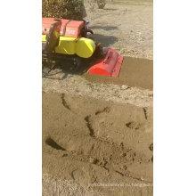 Мини-кусторез Компактный трактор с гусеничным культиватором для небольших хозяйств