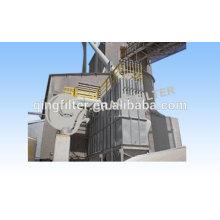 Filtre à concasseur Filtre à poussière industriel Cylindrée