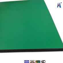 Edifício Fachada Composite Wall Material Acm