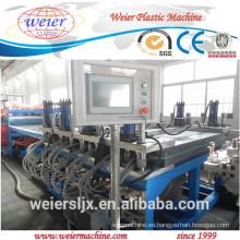 espuma de WPC tablero plástico de la máquina / de madera máquina de extrusión de Junta de espuma