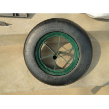 """Solid Rubber Wheel (13""""X3"""")"""
