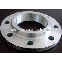 Galvanize EN1092-1 carbon steel flange