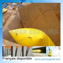 Hot Sales Air Pushing Bags for Granite Block